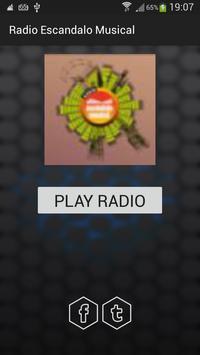 Radio Escandalo Musical poster