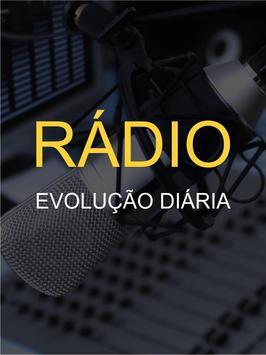 Radio Evolução Diária poster