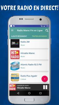 Radio Maroc Fm en Ligne poster