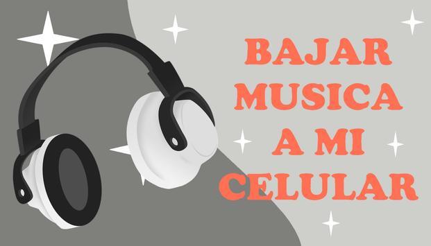 Bajar Musica Gratis mp3 a mi Celular Guide Facil screenshot 1