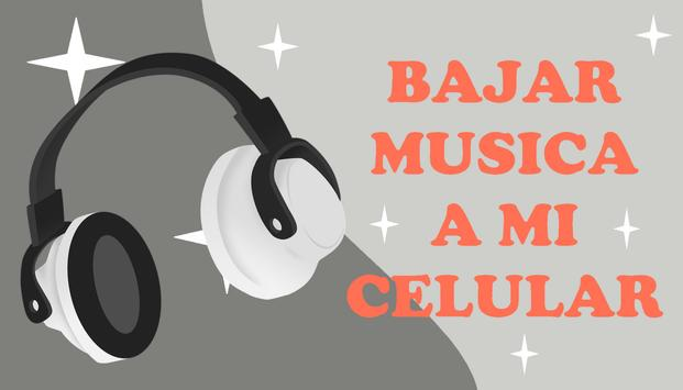 Bajar Musica Gratis mp3 a mi Celular Guide Facil screenshot 3
