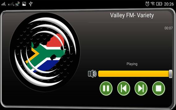 Radio FM South Africa screenshot 5