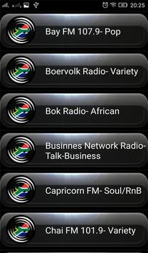 Radio FM South Africa screenshot 6