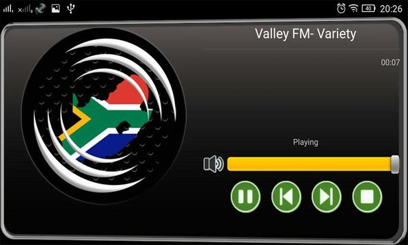 Radio FM South Africa screenshot 3