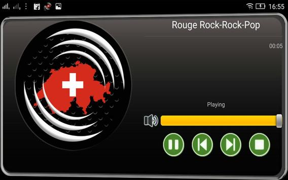 Radio FM Switzerland screenshot 5