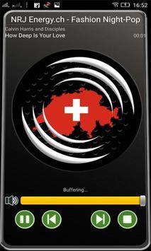 Radio FM Switzerland screenshot 1
