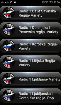 Radio FM Slovenia apk screenshot