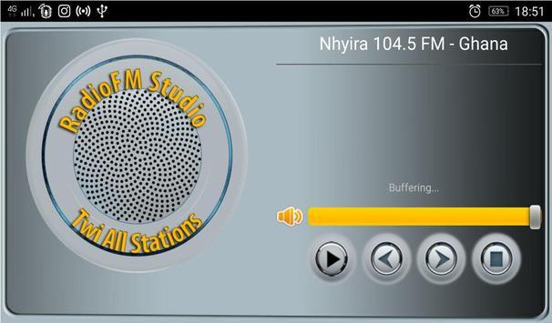RadioFM Twi All Stations screenshot 5