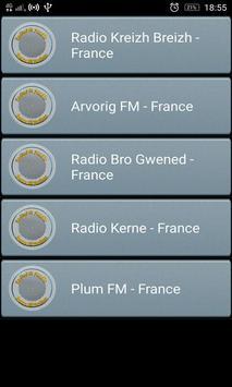 RadioFM Breton All Stations poster