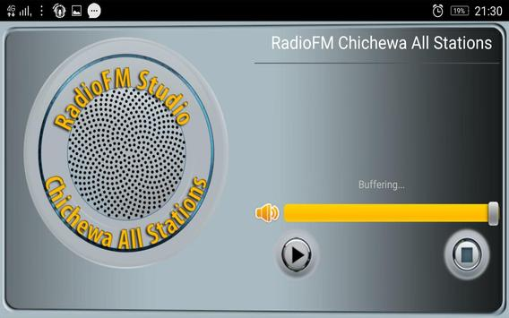 RadioFM Chichewa All Stations apk screenshot