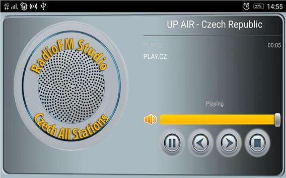 RadioFM Czech All Stations screenshot 3