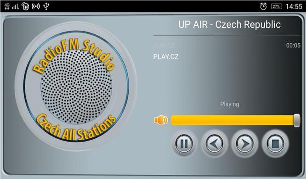 RadioFM Czech All Stations screenshot 5