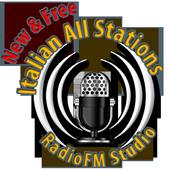 RadioFM Italian All Stations icon