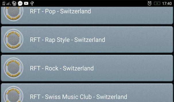 RadioFM Italian All Stations تصوير الشاشة 4
