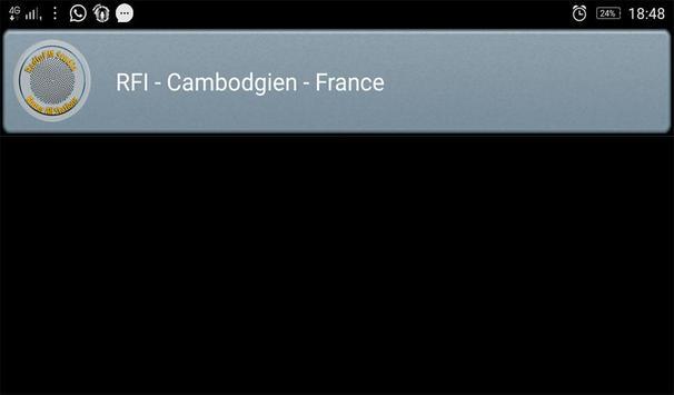 RadioFM Khmer All Stations screenshot 4