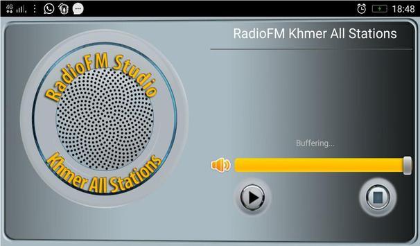 RadioFM Khmer All Stations screenshot 5