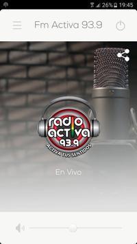 Radio Activa 93.9 screenshot 1