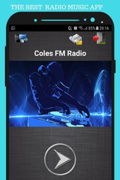 Radio FM App Coles Station AU Online Free for Android - APK