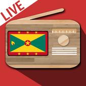 Radio Grenada Live FM Station 🇬🇩 Grenada Radios icon