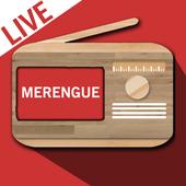 Radio Merengue Live FM Station   Merengue Music icon