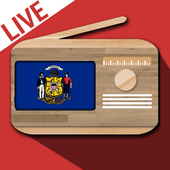 Radio Wisconsin USA Live FM Station icon
