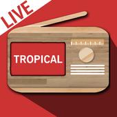 Radio Tropical Live FM Station | Tropical Music icon