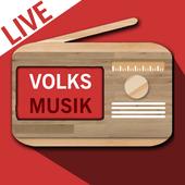 Radio Volksmusik Live FM Station   Volkmusik Radio icon