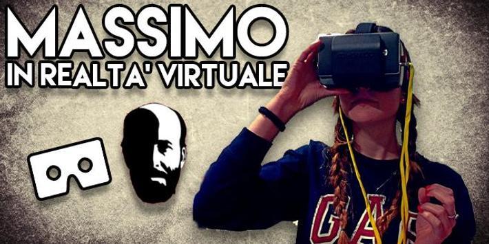 Massimo Morsello VR poster