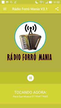 Rádio Forró Mania V3.1 screenshot 1