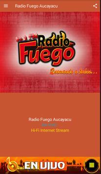 Radio Fuego Aucayacu screenshot 1