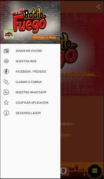 Radio Fuego Aucayacu screenshot 2