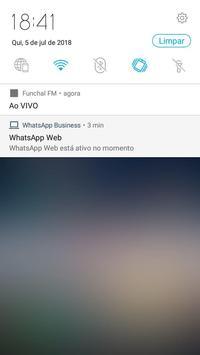Funchal Fm screenshot 2