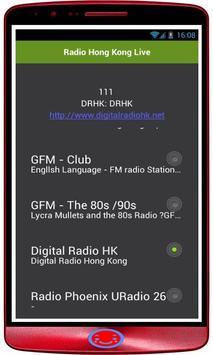 Radio Hong Kong poster