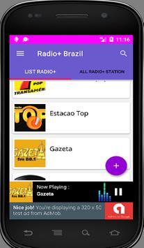 radio Brazil apk screenshot