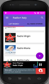 radio  Italy screenshot 2