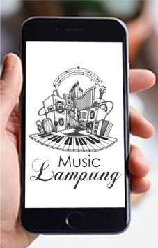 Lagu Daerah Lampung poster