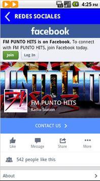 Punto Hits 89.3 OFICIAL apk screenshot