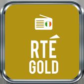 RTE Gold Radio FM Radio Ireland icon