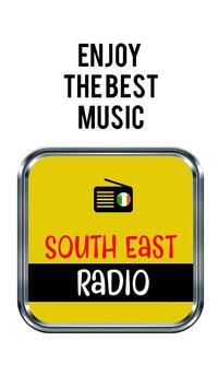 South East Radio 95.6 FM Ireland Radio App poster