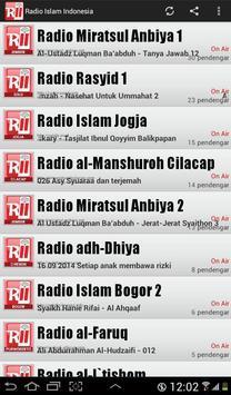 radio islam indonesia apk screenshot