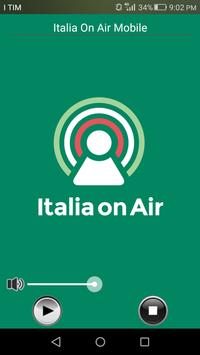 Italia on Air poster