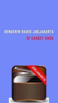 Radio Streaming Jogjakarta poster