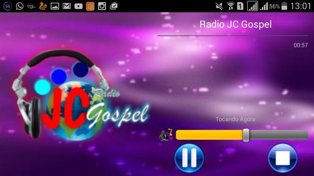 Radio JC Gospel screenshot 1