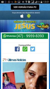Radio JC Gospel screenshot 4