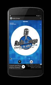 Radio Omega Yunguyo poster