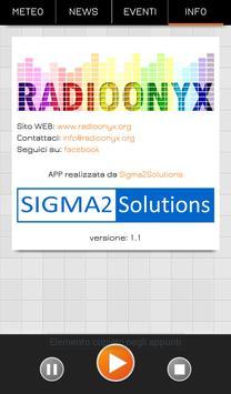RADIOONYX screenshot 3