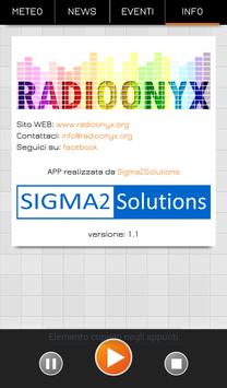 RADIOONYX screenshot 7