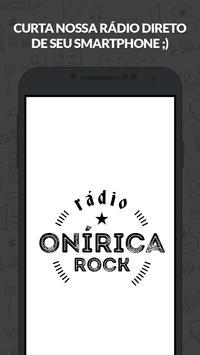 Radio Onirica Rock poster