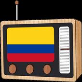 Radio FM: Colombia Online 🇨🇴 icon