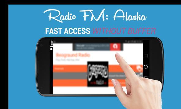 Radio FM: Alaska Online 🎙️ poster